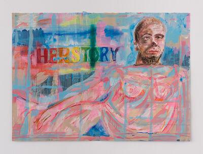 Adam Adach, 'Herstory (Stella bella)', 2018