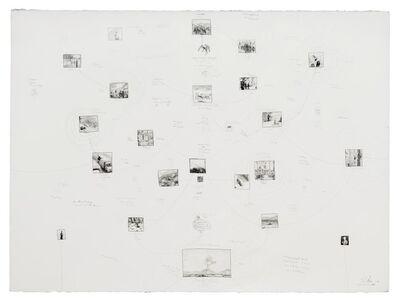 Dan Attoe, 'Accretion Drawing VIII', 2006