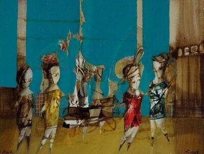Hayk Gasparyan, 'Shape and Concept', 2016