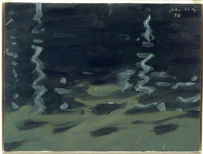 Alex Katz, 'Piers', 1997