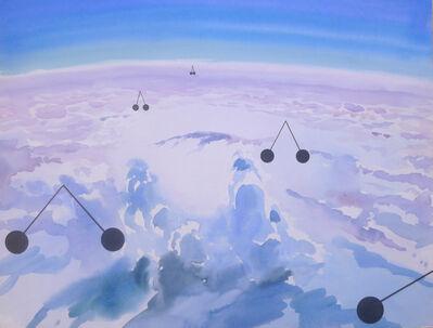 Sergey Lotsmanov, 'Geometry of a cloud', 2015