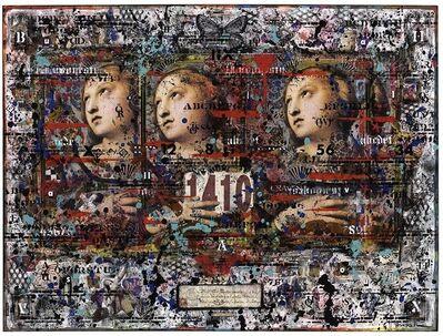 Jean-Daniel Rohrer, 'Des temps composés', 2010