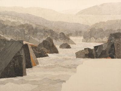 Kenzo Okada, 'Untitled (Landscape)', circa 1970