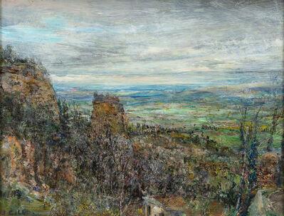 John Cobb, 'View from Volterra', 2018