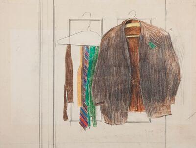 Derek Stafford, 'Jacket and Ties', ca. 1979