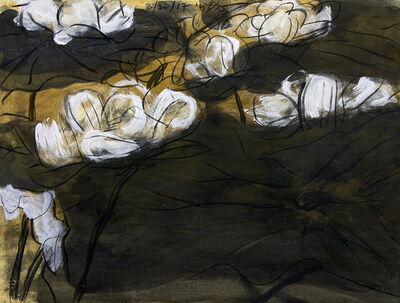 Wang Gongyi, 'Lotus (Yellow)', 1997