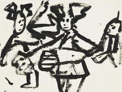 John Scott, 'Bunny Figures', 1994