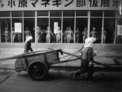 Ed van der Elsken, 'Osaka', 1960