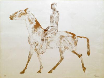 Elisabeth Frink, 'Grey Rider', 1970