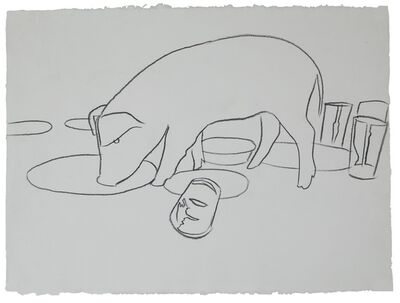 Andy Warhol, 'Fiesta Pig, Executed', ca. 1979
