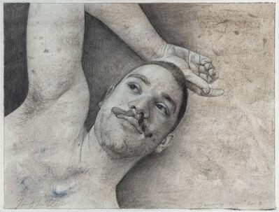 Ian Shatilla (as Ian Stone), 'Mustache', 2018