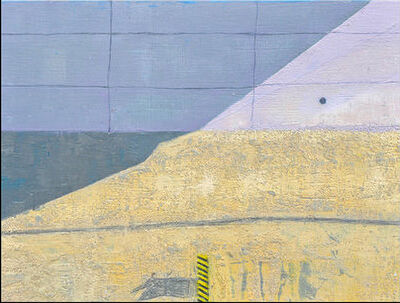 Francesca Reyes, 'Regional Rail Train Series 2 (Construction)', 2016