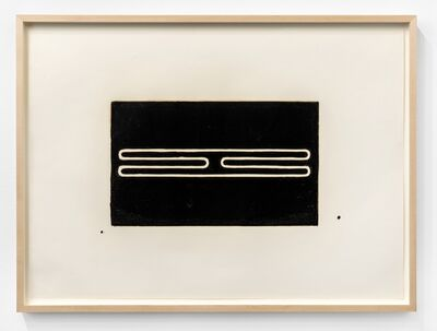 "Donald Judd, 'Untitled (Print ""G"")', 1961-1978"