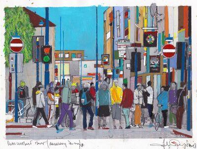 Fabio Coruzzi, 'Road Without Exit Anarchy UK', 2019