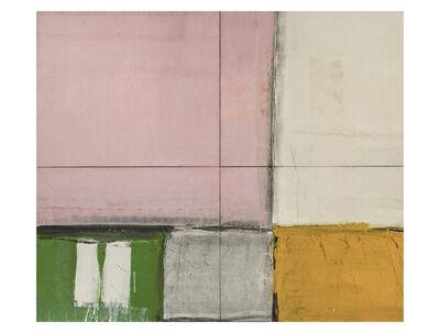Alfred Leslie, 'Pink Square', 1957-1960