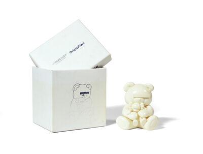 KAWS, 'UNDERCOVER BEAR COMPANION (White)', 2009