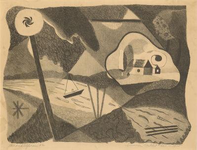 Mildred Elfman Greenberg, 'Summer Outlet', 1942
