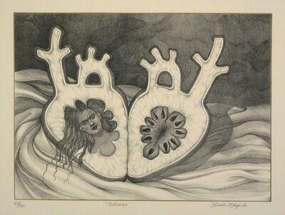 "LUCIA MAYA, '""Relicario""', 1985"