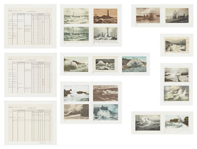 Susan Hiller, 'Dedicated to the Unknown Artists: Addenda 3, Section S: The Storm', 1978