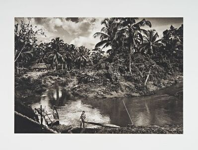Don McCullin, 'Mentaway Islands, Village Chief Coming From the River', 1982