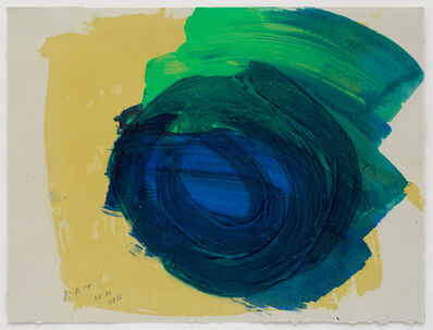 Howard Hodgkin, 'Absolutely', 2015-2016