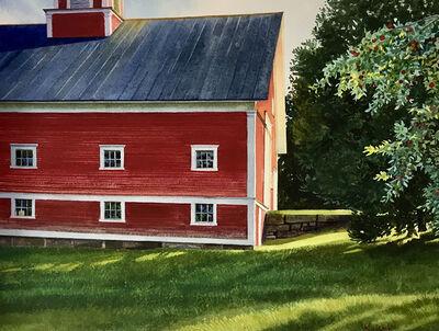 Kathleen Kolb, 'Village Barn', 2019