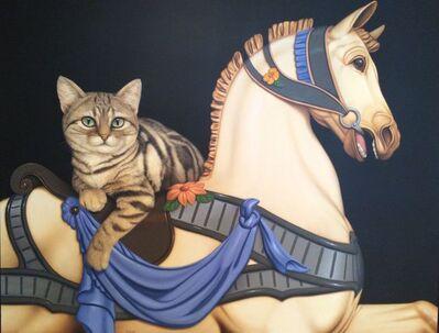 Tom Palmore, 'Wild Ride', 1998