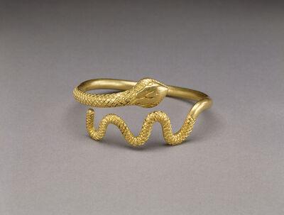 'Snake Bracelet',  3rd -2nd century B.C.