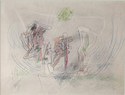 Roberto Matta, 'Composition', ca. 1975