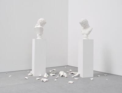 Giulio Paolini, 'L'altra Figura', 1984