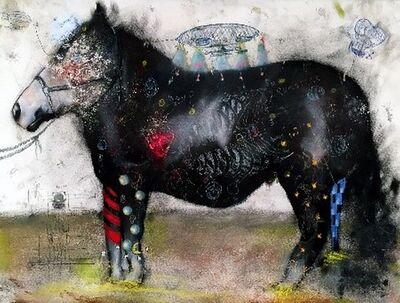 Joseph Broghammer, 'Larry the Show Pony', 2015