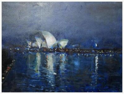 Anthony Eyton, 'Sydney Opera House'