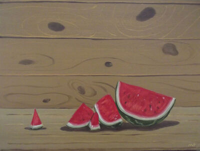 Mike Piggott, 'Watermelon', 2016
