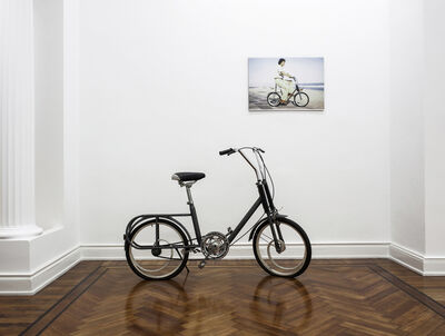 Eduardo Costa, 'Duchamp/Costa Bicycle The Installation (Assisted Ready-Made)', 1979-1980