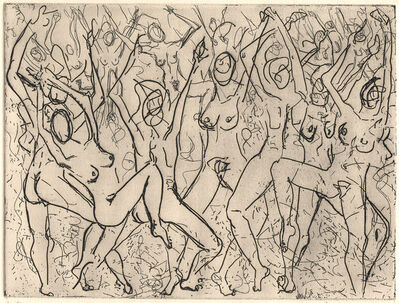 Indira Cesarine, 'The Dance', 1992