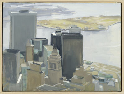 Diana Horowitz, 'Govenor's Island, Winter Light', 2014