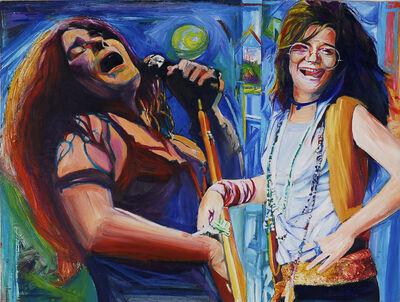 Martin Cohen, 'Janis Joplin', 2006