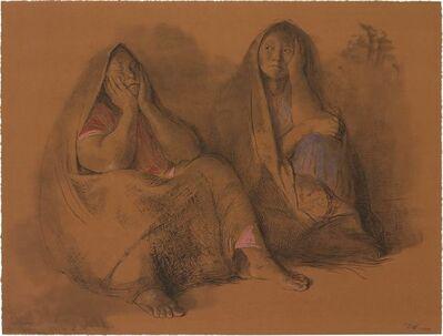 Francisco Zúñiga, 'Madre E Hija (Brewster 14)', 1974