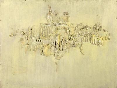 Hans Bischoffshausen, 'Fossil 12', 1958