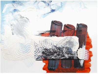 Pia Fries, 'billow', 2012