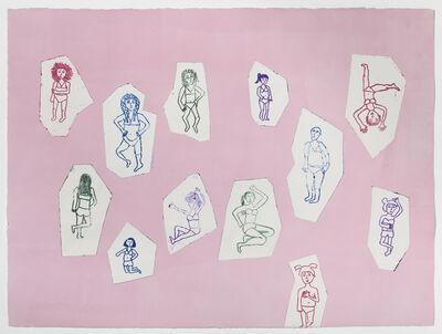Sara Zielinski, 'Pink Ladies 8', 2017