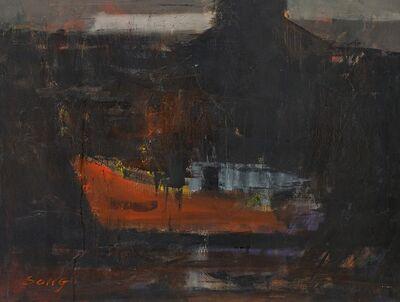 Jungsup Song, 'New York Harbor ', 1999