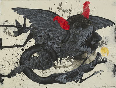 Kriangkrai Kongkhanun, 'The Golden Flower, Chapter 2 Inside Out', 2015