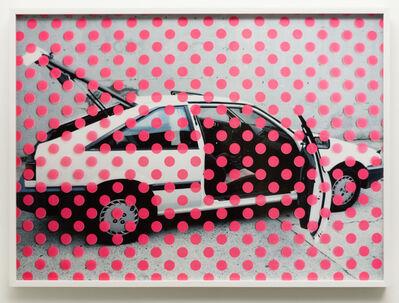 Sadie Barnette, 'Untitled (Pink dots on car)', 2019