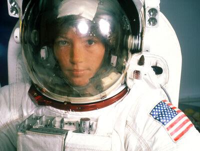 Harry Benson, 'Anna Fischer, Woman Astronaut, Houston', 1982