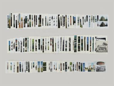 Taryn Simon, 'Folder: Abandoned Buildings & Towns', 2012