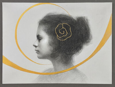 Susan Lyon, 'Golden Rose', 2019