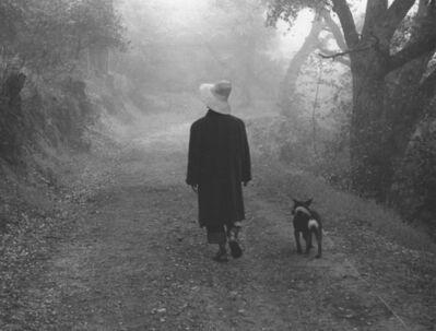 Ellen Auerbach, 'Big Sur, Fog', 1950