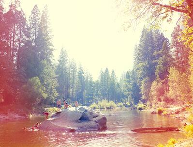 Nick Meek, 'Merced River, Yosemite National Park', 2010