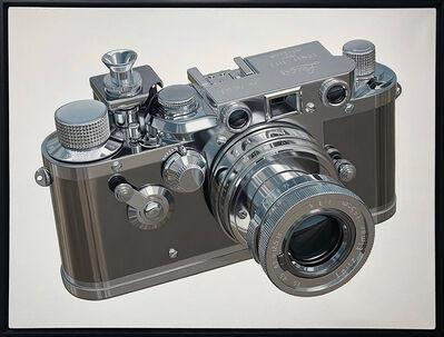 Jeff Bartels, 'Steel Leica Camera', 2021